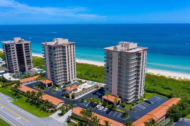 4330 N Highway A1a 201N, Hutchinson Island, FL 34949 (#RX-10694546) :: The Reynolds Team/ONE Sotheby's International Realty