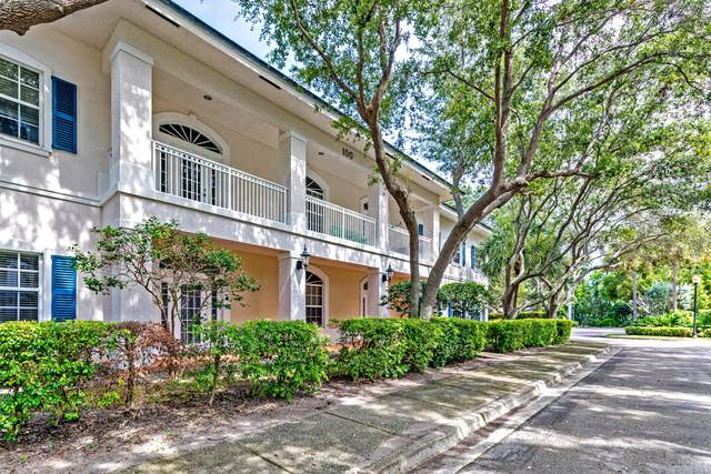 100 Village Square Crossing #201, Palm Beach Gardens, FL 33410 (#RX-10694583) :: Exit Realty Manes Group