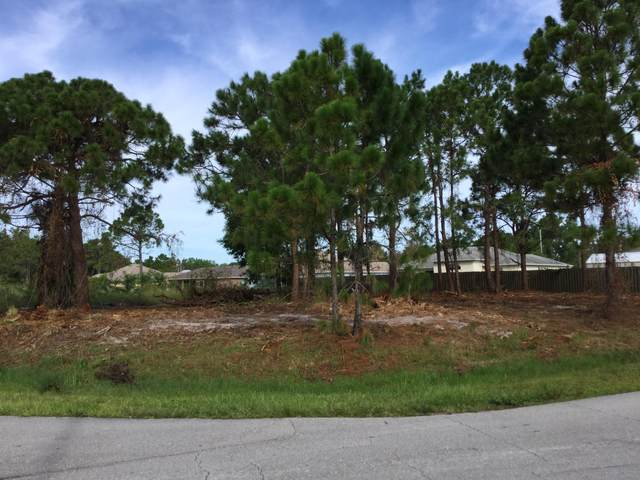 5464 NW Norris Avenue, Port Saint Lucie, FL 34986 (MLS #RX-10694599) :: The Paiz Group