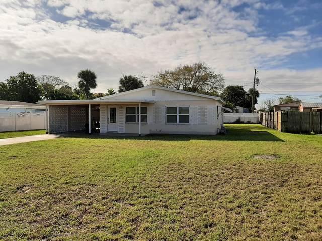 1618 NE Sunview Terrace, Jensen Beach, FL 34957 (MLS #RX-10694605) :: United Realty Group