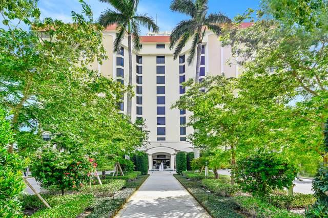 3800 Washington Road #1109, West Palm Beach, FL 33405 (#RX-10694615) :: Ryan Jennings Group