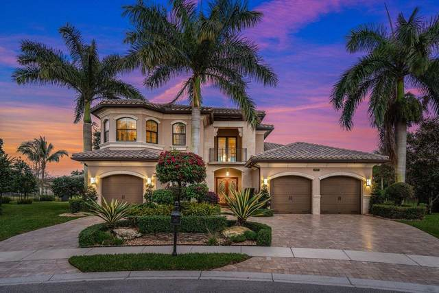 8939 Sydney Harbor Circle, Delray Beach, FL 33446 (MLS #RX-10694651) :: Berkshire Hathaway HomeServices EWM Realty