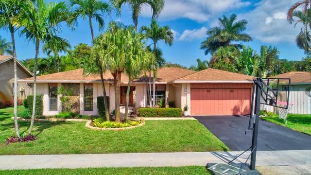 4849 Rabbit Hollow Drive, Boca Raton, FL 33487 (#RX-10694692) :: The Reynolds Team/ONE Sotheby's International Realty