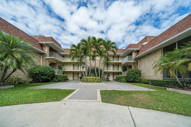 5500 Tamberlane Circle #103, Palm Beach Gardens, FL 33418 (#RX-10694715) :: Exit Realty Manes Group