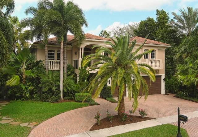 16301 Andalucia Lane, Delray Beach, FL 33446 (MLS #RX-10694730) :: Berkshire Hathaway HomeServices EWM Realty