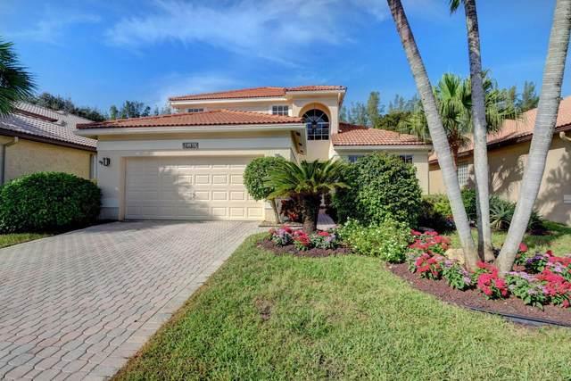 13573 Kiltie Court, Delray Beach, FL 33446 (MLS #RX-10694746) :: Castelli Real Estate Services