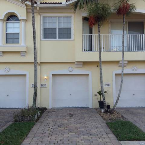 1732 Carvelle Drive, Riviera Beach, FL 33404 (MLS #RX-10694749) :: Castelli Real Estate Services