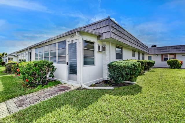 128 Valencia F, Delray Beach, FL 33446 (#RX-10694753) :: Signature International Real Estate