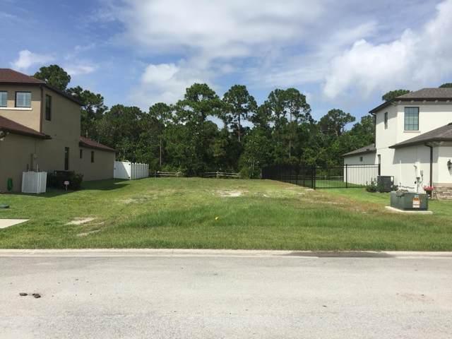 161 SE Via Visconti, Port Saint Lucie, FL 34952 (MLS #RX-10694761) :: Castelli Real Estate Services