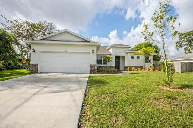 2386 SW Madrid Road, Port Saint Lucie, FL 34953 (MLS #RX-10694762) :: United Realty Group