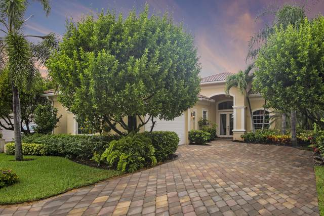 275 Porto Vecchio Way, Palm Beach Gardens, FL 33418 (#RX-10694799) :: Ryan Jennings Group