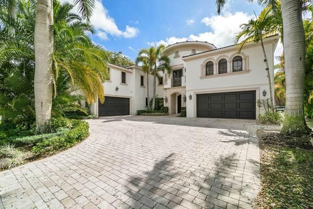 3258 Harrington Drive, Boca Raton, FL 33496 (MLS #RX-10694820) :: The Paiz Group
