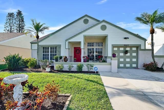 8663 Indian River Run, Boynton Beach, FL 33472 (MLS #RX-10694824) :: Berkshire Hathaway HomeServices EWM Realty