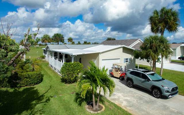 1014 Barefoot Circle, Barefoot Bay, FL 32976 (MLS #RX-10694833) :: Castelli Real Estate Services