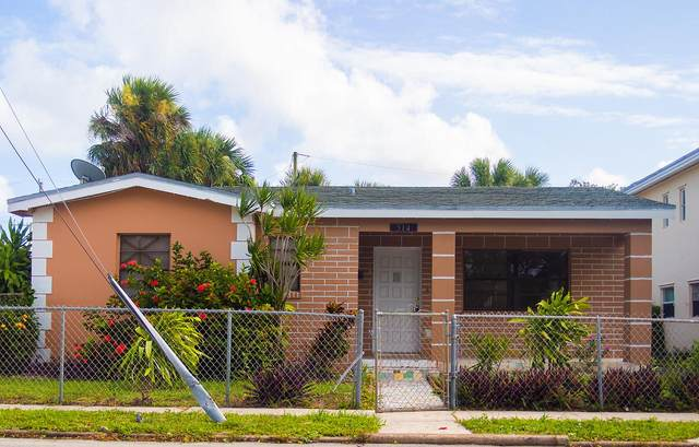 514 20th Street, West Palm Beach, FL 33407 (#RX-10694837) :: Posh Properties