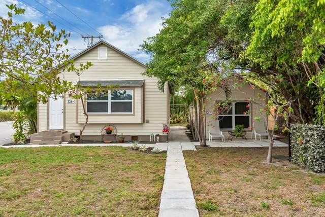 731 S M Street A1, Lake Worth, FL 33460 (#RX-10694839) :: The Power of 2 | Century 21 Tenace Realty