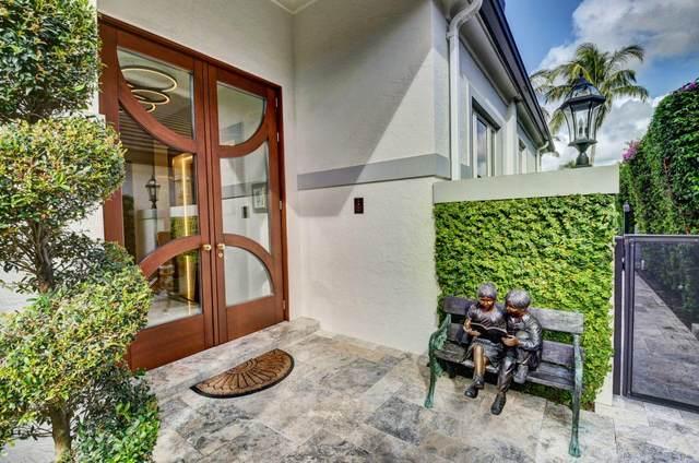 5321 Steeplechase, Boca Raton, FL 33496 (#RX-10694855) :: The Reynolds Team/ONE Sotheby's International Realty