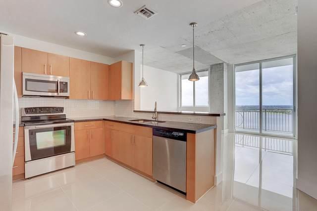 300 S Australian Avenue #1508, West Palm Beach, FL 33401 (#RX-10694863) :: Signature International Real Estate