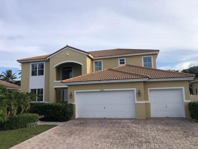 6945 Finamore Circle, Lake Worth, FL 33467 (MLS #RX-10694879) :: Berkshire Hathaway HomeServices EWM Realty