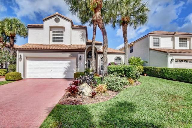 7284 Via Palomar, Boca Raton, FL 33433 (#RX-10694881) :: The Reynolds Team/ONE Sotheby's International Realty