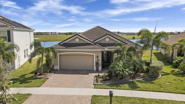 11422 SW Halton Street, Port Saint Lucie, FL 34987 (#RX-10694901) :: Exit Realty Manes Group