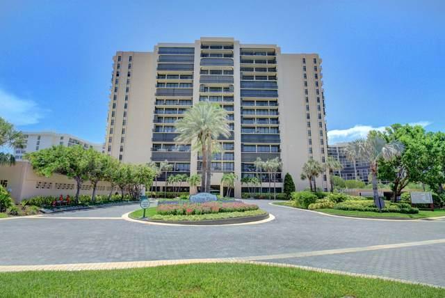 4748 S Ocean Boulevard #1403, Highland Beach, FL 33487 (#RX-10694920) :: Realty One Group ENGAGE