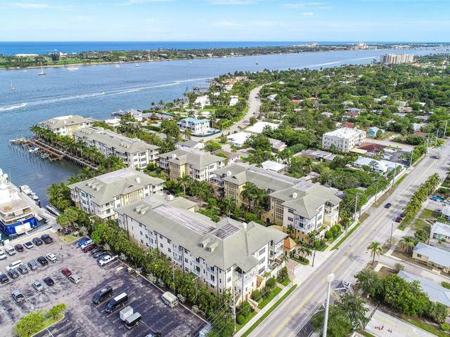 3930 N Flagler Drive #302, West Palm Beach, FL 33407 (#RX-10694923) :: Baron Real Estate