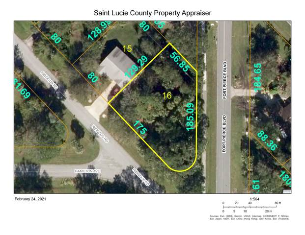 7702 Hibiscus Road, Fort Pierce, FL 34951 (#RX-10694926) :: Real Treasure Coast