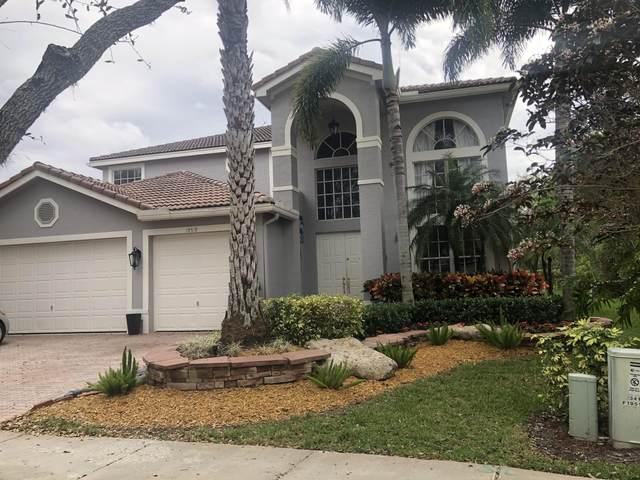 19519 Estuary Drive, Boca Raton, FL 33498 (MLS #RX-10694946) :: Berkshire Hathaway HomeServices EWM Realty