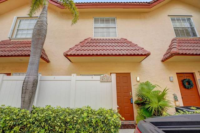 2431 NE 14th Street 3-400, Pompano Beach, FL 33062 (MLS #RX-10694960) :: Dalton Wade Real Estate Group
