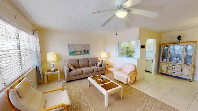 235 Dorchester J, West Palm Beach, FL 33417 (MLS #RX-10695008) :: Dalton Wade Real Estate Group