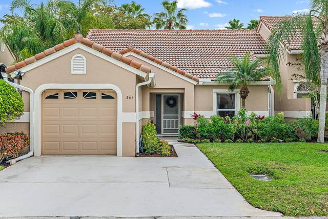 301 Sabal Palm Lane, Palm Beach Gardens, FL 33418 (#RX-10695017) :: Ryan Jennings Group