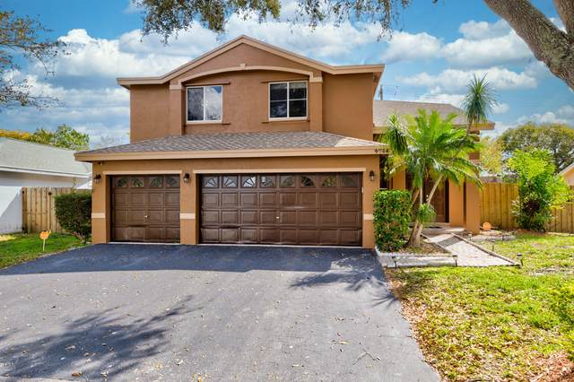 4756 NW 14th Street, Coconut Creek, FL 33063 (MLS #RX-10695029) :: Berkshire Hathaway HomeServices EWM Realty