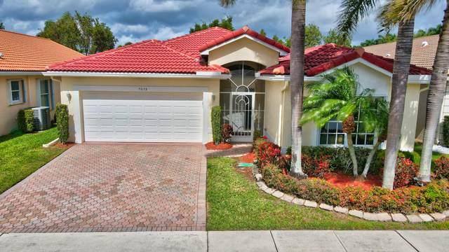 7673 Lemonwood Street, Boynton Beach, FL 33437 (#RX-10695035) :: Posh Properties