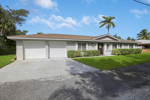 807 Palmer Road, Delray Beach, FL 33483 (MLS #RX-10695052) :: Castelli Real Estate Services