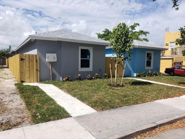 107 S D Street, Lake Worth, FL 33460 (#RX-10695070) :: Signature International Real Estate