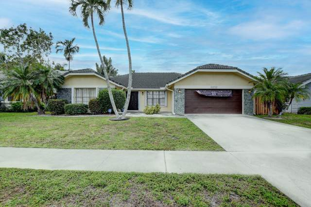 22233 Alyssum Way, Boca Raton, FL 33433 (#RX-10695073) :: The Reynolds Team/ONE Sotheby's International Realty