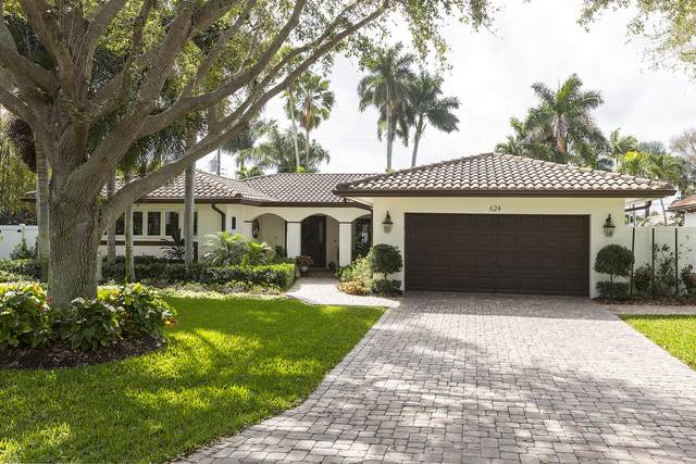 624 Gardenia Terrace, Delray Beach, FL 33444 (MLS #RX-10695089) :: Castelli Real Estate Services