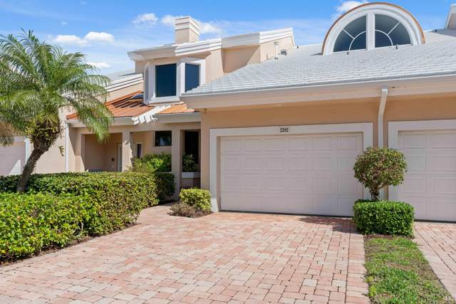 2202 Captains Way #2202, Jupiter, FL 33477 (MLS #RX-10695100) :: Berkshire Hathaway HomeServices EWM Realty