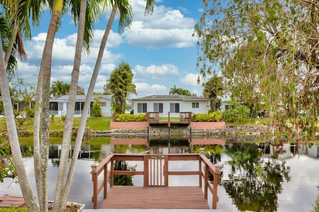 1675 NW 69th Terrace, Margate, FL 33063 (MLS #RX-10695116) :: Berkshire Hathaway HomeServices EWM Realty