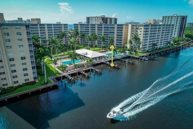 3300 S Ocean Boulevard 223C, Highland Beach, FL 33487 (#RX-10695197) :: The Reynolds Team/ONE Sotheby's International Realty