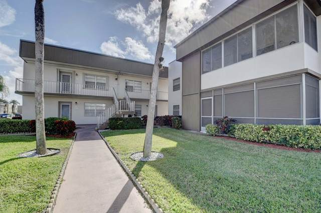 150 Burgundy D, Delray Beach, FL 33484 (#RX-10695214) :: The Rizzuto Woodman Team