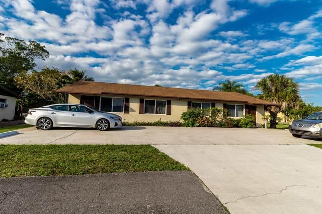 4725 Elmhurst Road 4725 & 4727, West Palm Beach, FL 33417 (#RX-10695241) :: Ryan Jennings Group