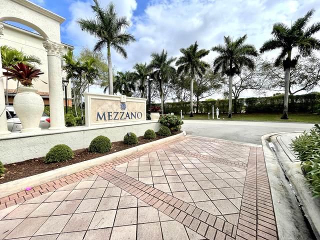 9833 Baywinds Drive #7101, West Palm Beach, FL 33411 (MLS #RX-10695263) :: Berkshire Hathaway HomeServices EWM Realty
