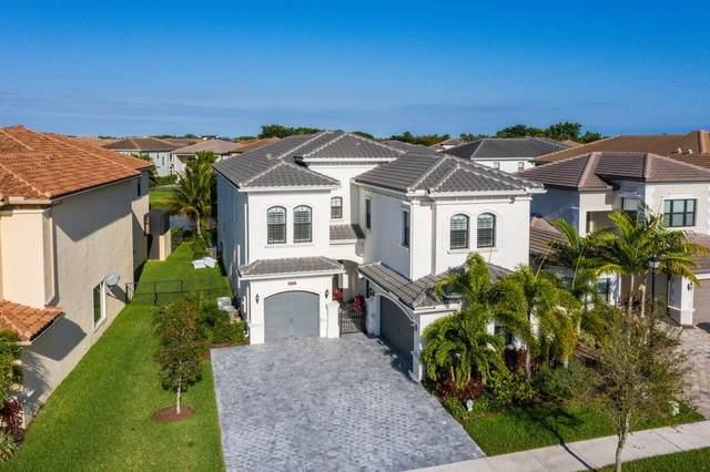 16376 Cabernet Drive, Delray Beach, FL 33446 (MLS #RX-10695278) :: Berkshire Hathaway HomeServices EWM Realty