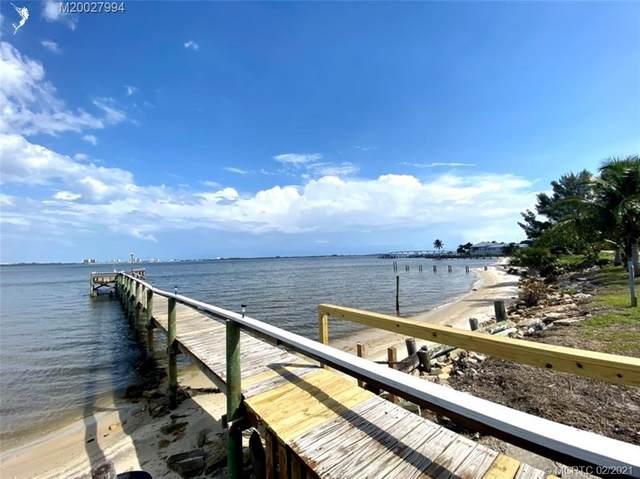 4768 NE Blue Heron Lane, Jensen Beach, FL 34957 (#RX-10695283) :: Posh Properties
