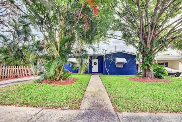 1628 N K Street, Lake Worth Beach, FL 33460 (#RX-10695288) :: Posh Properties