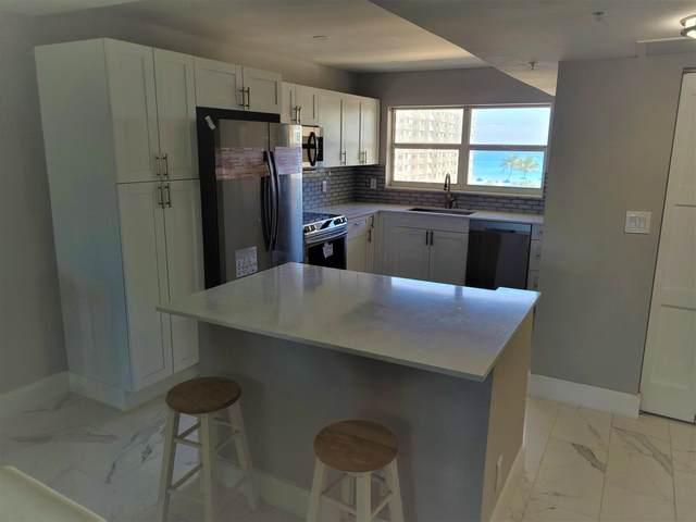 3224 S Ocean Boulevard 612B, Highland Beach, FL 33487 (#RX-10695290) :: Signature International Real Estate