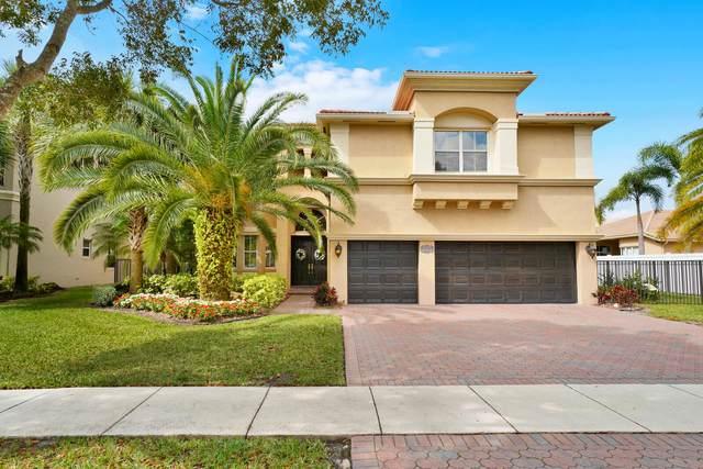 2705 Eleanor Way, Wellington, FL 33414 (#RX-10695291) :: Posh Properties