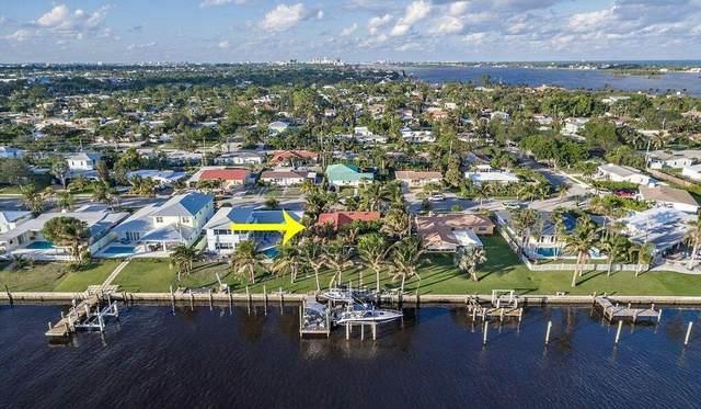 180 Arlington Road, West Palm Beach, FL 33405 (#RX-10695307) :: Ryan Jennings Group